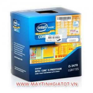 CPU INTEL CORE I5 3470 CŨ ( 3.2GHZ / 6M CACHE / 4 CORES - 4 THREADS )