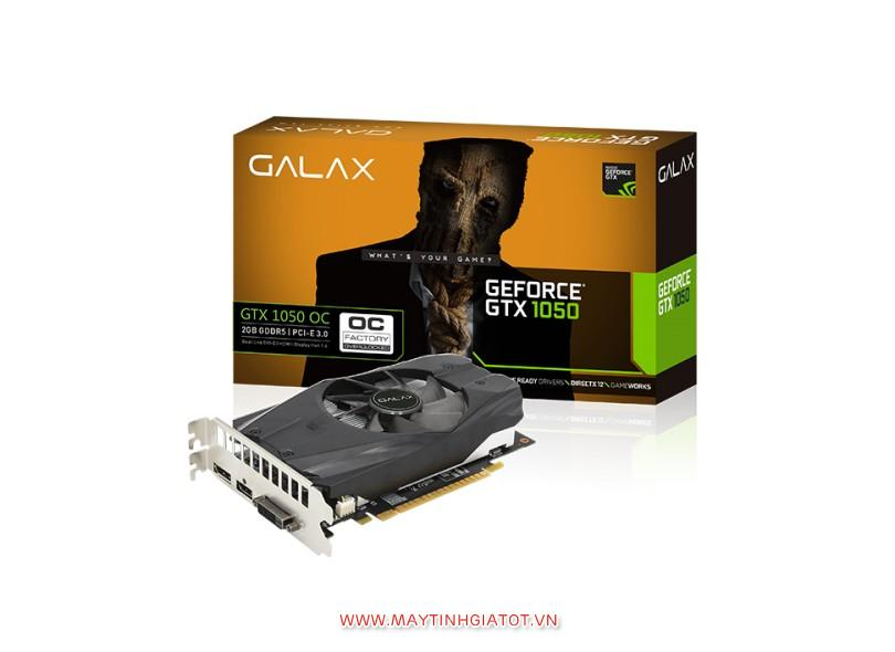 VGA GALAXY GTX 1050 2GB NEW