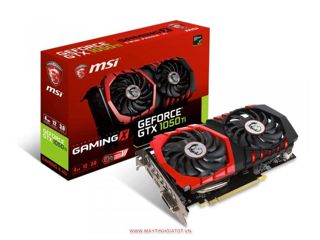VGA MSI GTX 1060 GAMING X BẢN 6GB