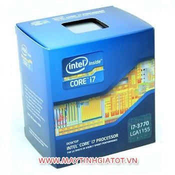 CPU CORE I7 3770 CŨ ( 3.4GHZ / 8M CACHE / 4 CORES - 8 THREADS )