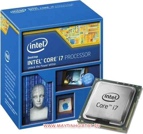 CPU INTEL CORE I7 4790 CŨ ( 3.6Ghz turbo 4.0Ghz / 8M cache 3L )