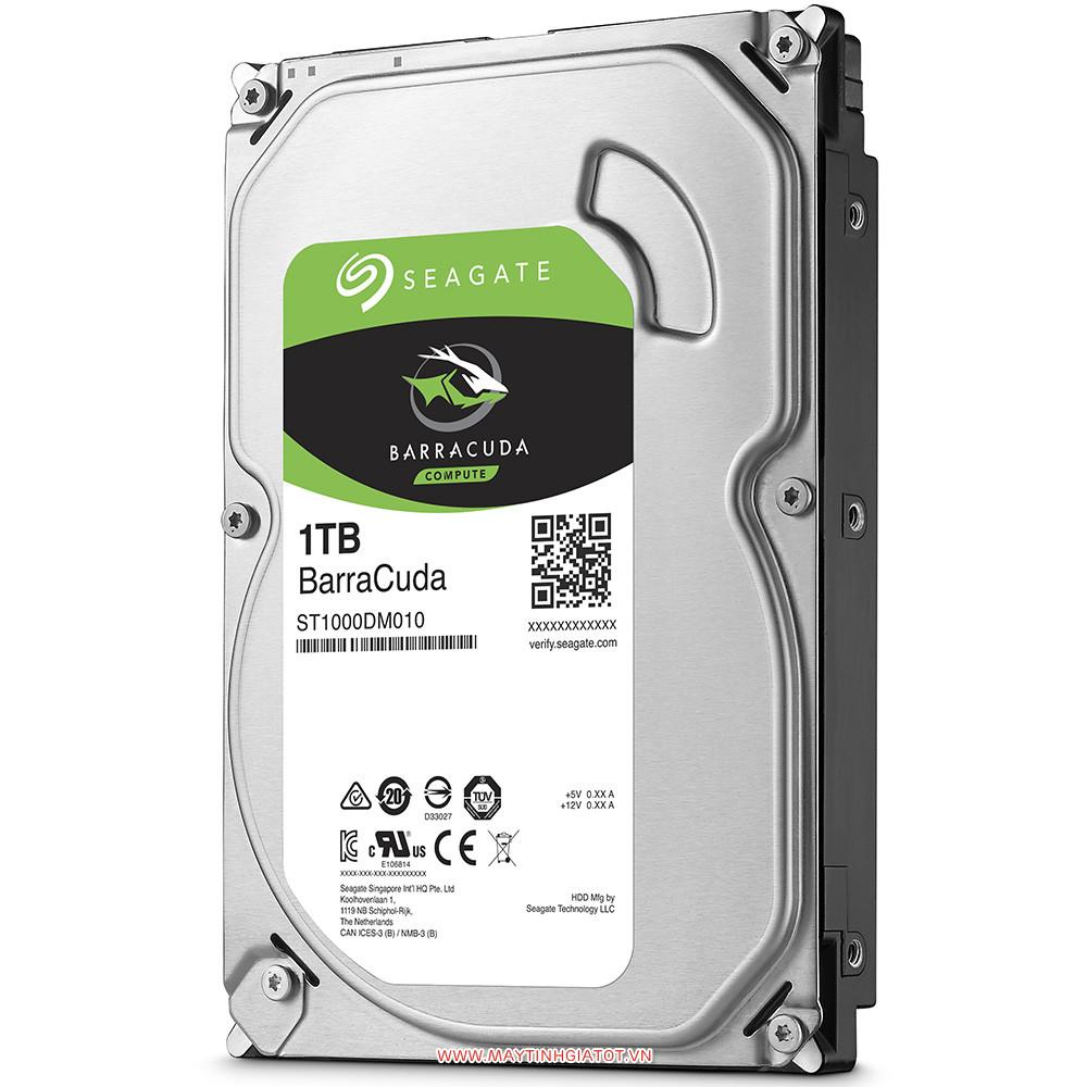 HDD SEAGATE 1TB NEW - 7200rpm, Sata3 64MB Cache
