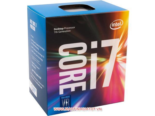 CPU INTEL CORE I7 7700 CŨ ( 3.6Ghz turbo 4.2Ghz / 8M cache 3L )