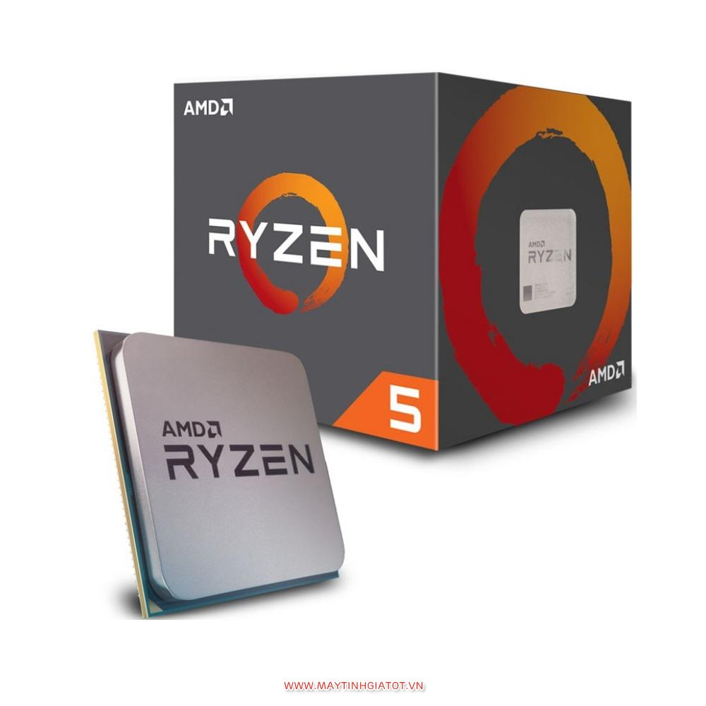 CPU AMD RYZEN 5 2600 SOCKET AM4 ( 3.4GHZ / 19M CACHE / 6 CORES - 12 THREADS )