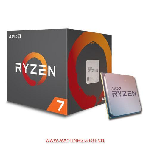 CPU AMD RYZEN 7 2700  SOCKET AM4 ( 3.2GHZ / 20M CACHE / 8 CORES - 16 THREADS )