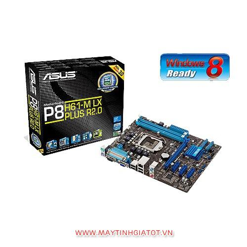 MAINBOARD ASUS H61M LX PLUS