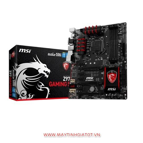 MAINBOARD MSI Z97 GAMING 5