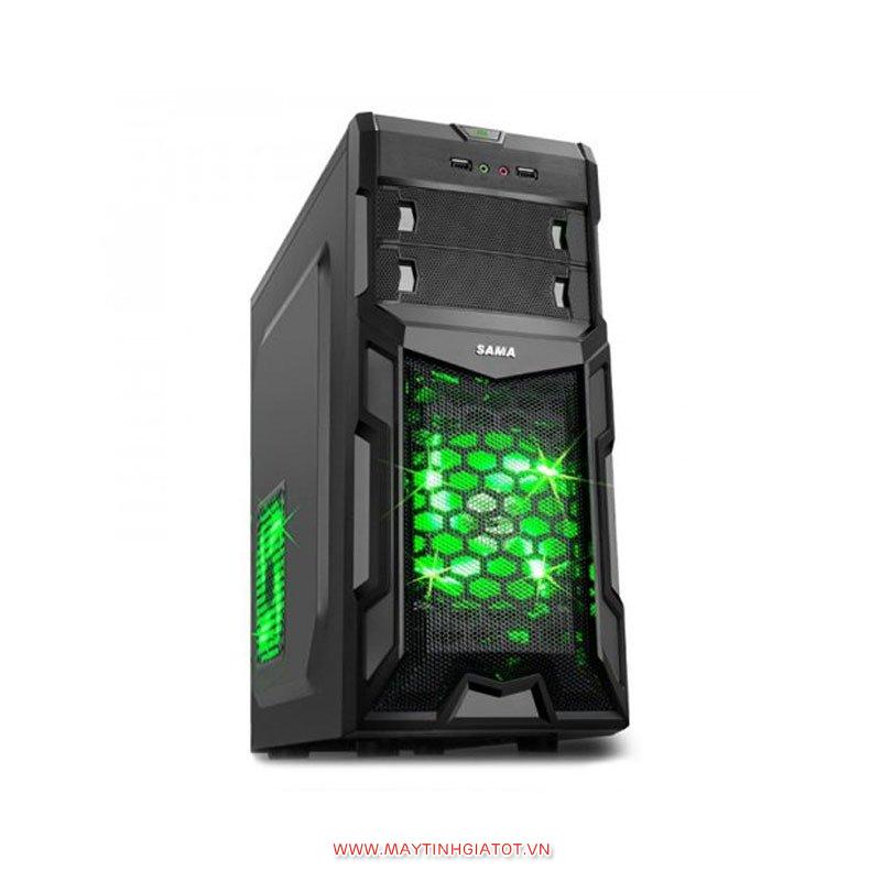 PC CHƠI GAME ONLINE AMD RYZEN 3 1200, RAM 8GB, VGA GTX750 2GB