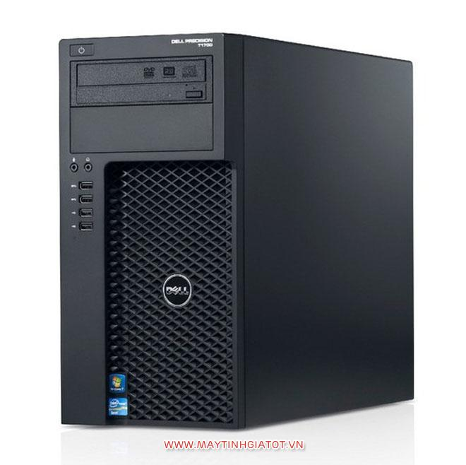 MÁY TRẠM DELL T1700 MT WOKSTATION CPU CORE I7 4770, RAM 4GB, HDD 500GB