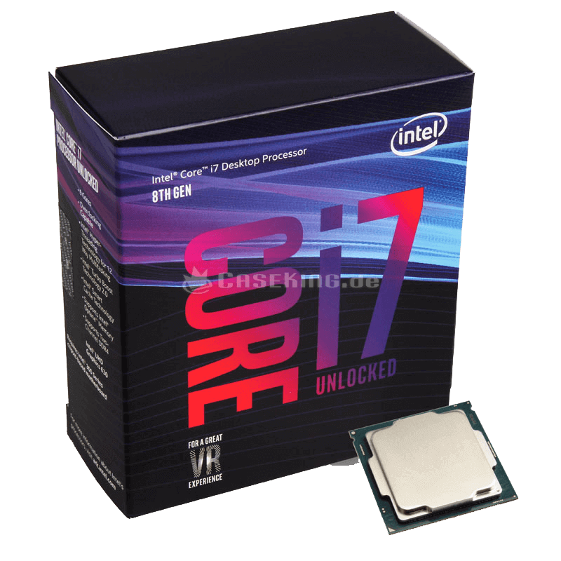 CPU Intel Core i7-9700 CŨ (8 Cores 8 Threads/ 12MB/ Coffee Lake R)