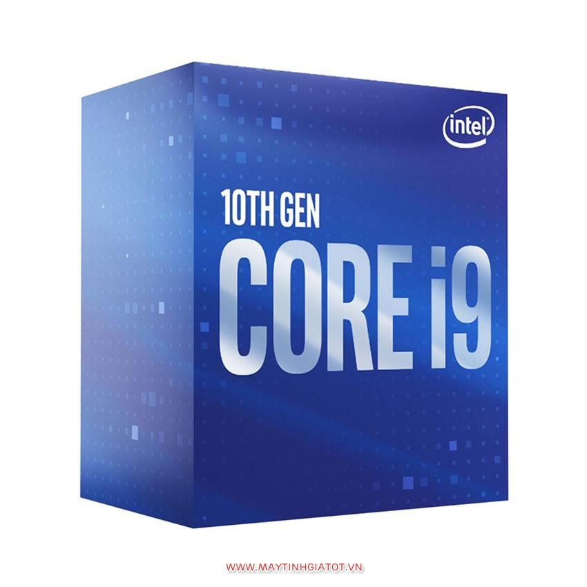 CPU INTEL CORE I9 10900KF (3.7GHZ TURBO 5.3GHZ / 10 NHÂN 20 LUỒNG / 20MB CACHE)