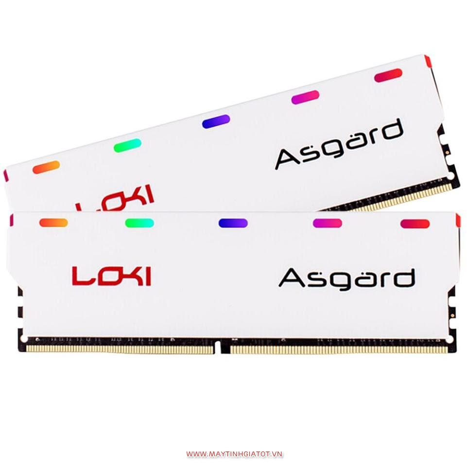 RAM ASGARD 8GB DDR4 BUS 3200 LED RGB