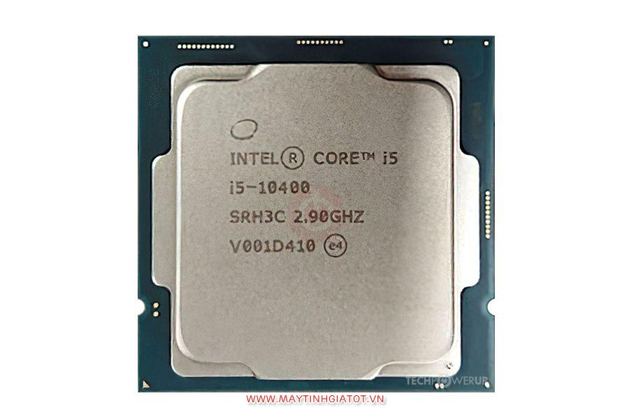 CPU Intel Core i5-10400 Tray (2.9GHz turbo up to 4.3GHz, 6 nhân 12 luồng, 12MB Cache