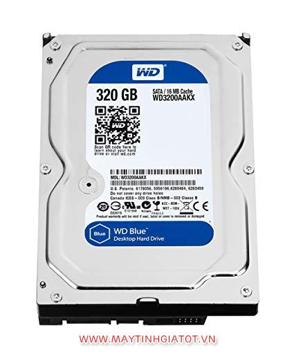 HDD WESTERN BLUE 320GB SATA3