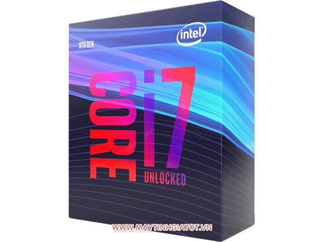 CPU INTEL CORE I7 8700K CŨ ( 3.7Ghz turbo 4.7Ghz / 8M cache 3L )