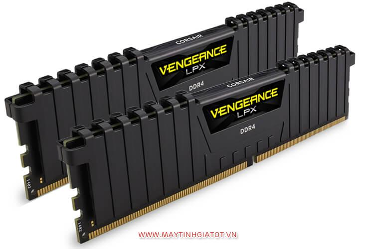 RAM CORSAIR VENGEANCE LPX 8GB (1X8GB) bus 2666 ( Cũ )