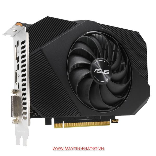 VGA ASUS Phoenix GeForce GTX 1650 OC edition 4GB GDDR6